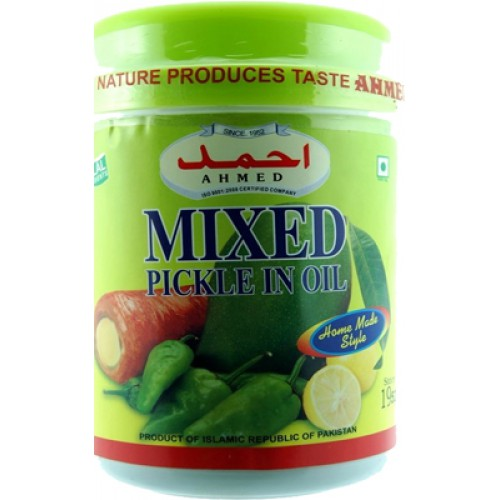 AHMED MIXED PICKLE - 1 kg